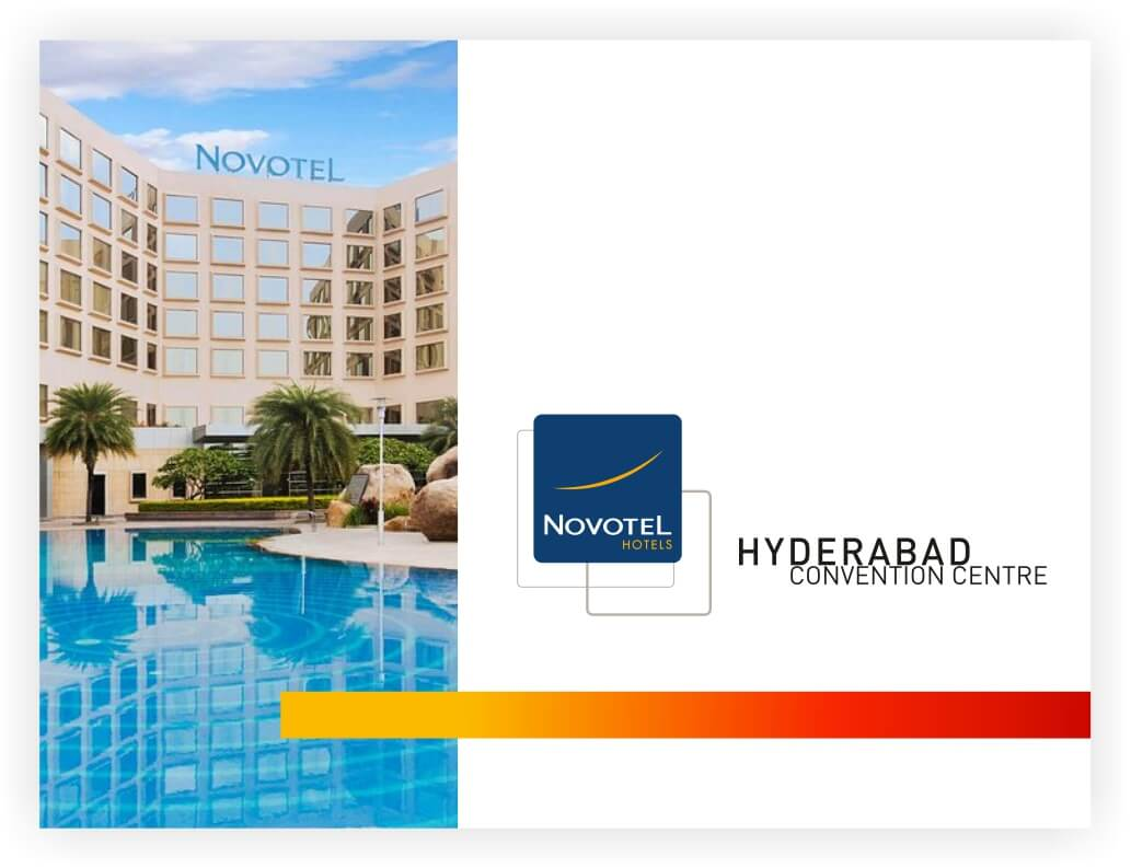 Novotel, by the world\\\\\\\\\\\\\\\\\\\\\\\\\\\\\\\'s largest Hotel Operator - Accor, is a five star hotel that also boasts of South Asia's finest convention centre – Hyderabad International Convention Centre.