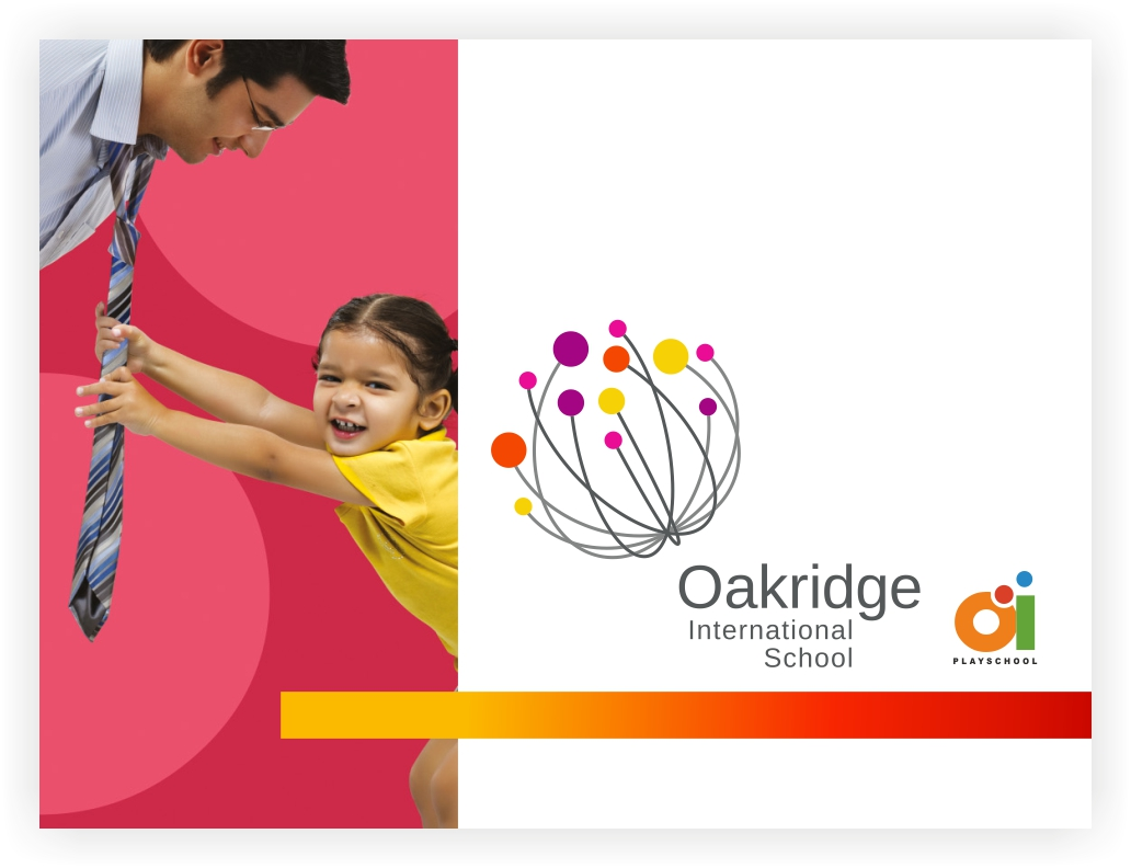 """Oakridge International Schools are part of the world's leading premium schools organisation, Nord Anglia Education. Since 2001, Oakridge has garnered a strong reputation to become one of the best international schools in the country. With its world-class schools in Hyderabad, Bengaluru, Visakhapatnam, and Mohali – Oakridge is regarded as one of India's top International schools with its high standards of teaching methodology, technology collaboration, and global culture in every aspect of learning.                                               Oi is a playschool by the People Combine Group. With quick expansion across various cities, it bagged the title of """"The Fastest Growing Playschool Chain in India""""."""