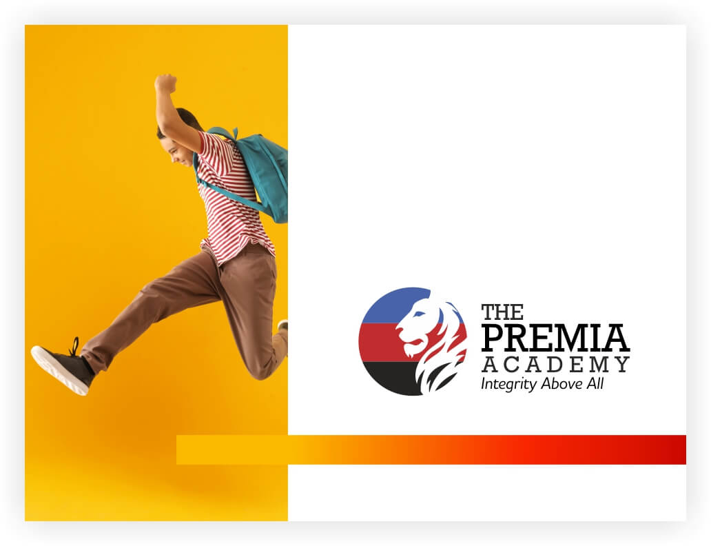 The Premia Academy is an international school with a vision to nurture a progressive mindset, compassionate heart and an attitude that exudes peace. Making young learners embark on a journey that will bring about creativity and innovation, a sense of belonging, gratitude & feeling responsible for self & society. Building the nation and healing the world one child at a time is our endeavour.