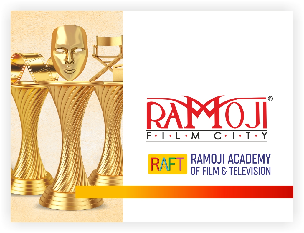 The Ramoji Academy of Film and Television (RAFT), by the Ramoji Group, aims to provide the film and television industries professionals with world-class training. The Ramoji Group has prioritised this effort as these fields have tremendous potential for employment generation, and industry bodies have spoken of a shortfall in highly-trained professionals.