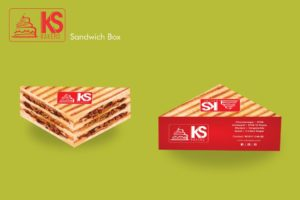 Creative Packaging for Bakery, What's In a Name Creatives, KS Bakers