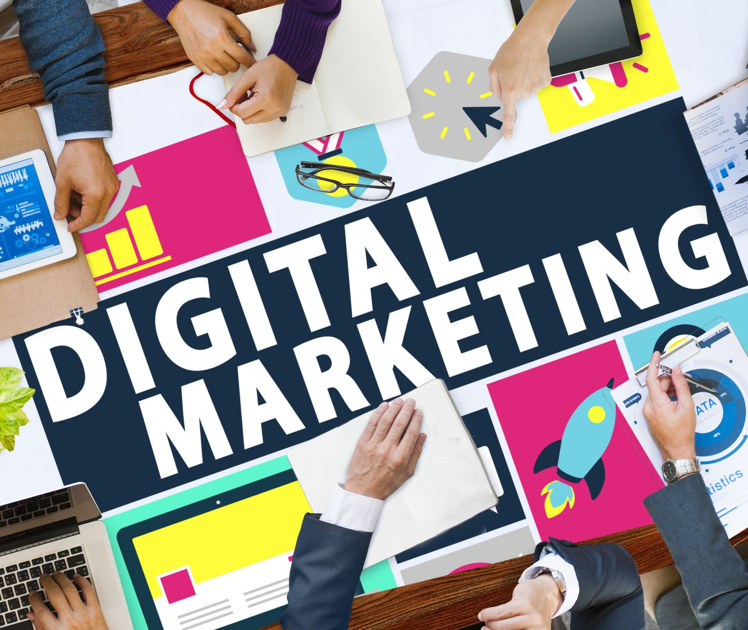 Why Industries & Businesses need Digital Marketing Company
