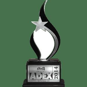 Adex 2014 - Website Design & Development