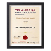 Telangana Brand Leadership Award, 2017
