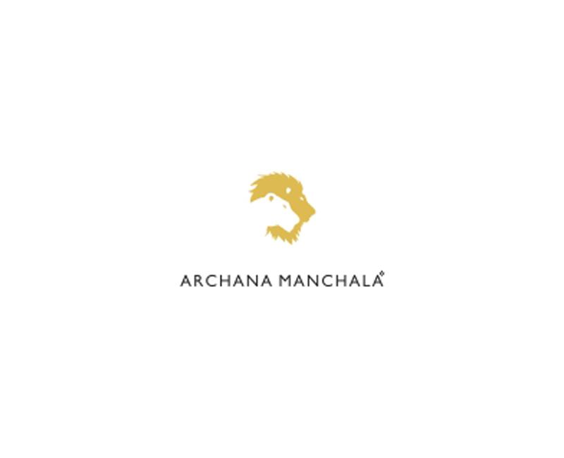 Archana Manchala Logo