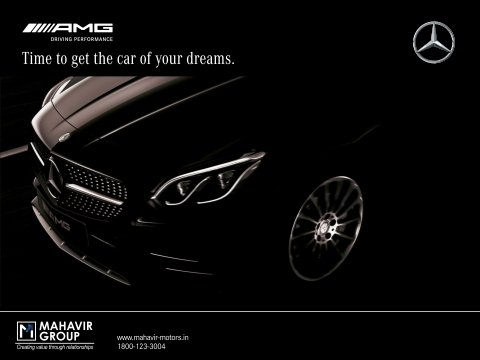 Mercedes by Mahavir Group
